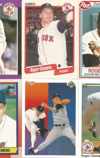 Roger Clemens Assortment (1)