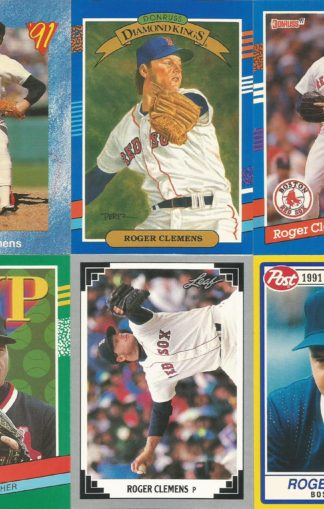 Roger Clemens Assortment (2)