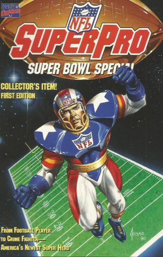NFL Superpro Super Bowl Special Edition #001