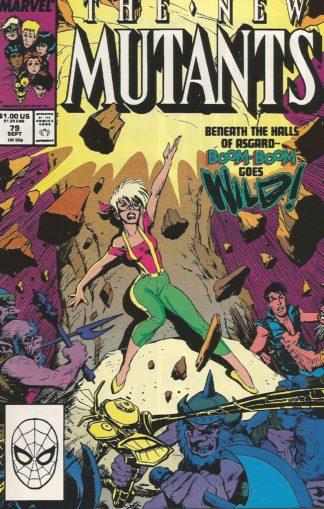 New Mutants #079
