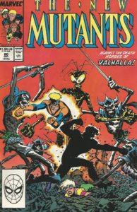 New Mutants #080