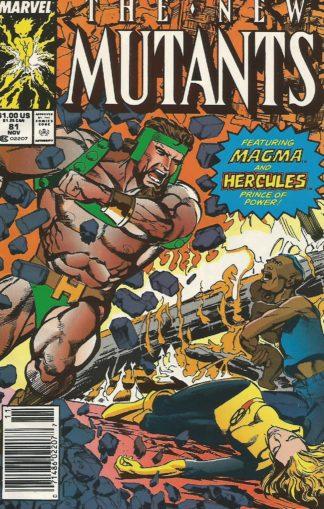 New Mutants #081