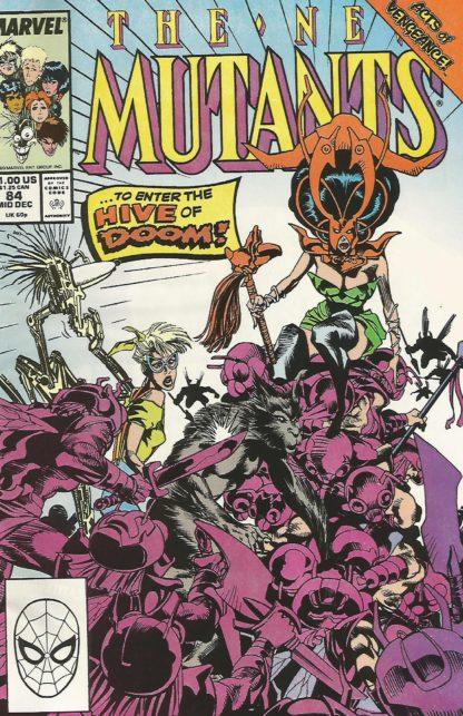 New Mutants #084