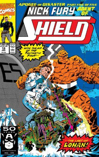 Nick Fury #019