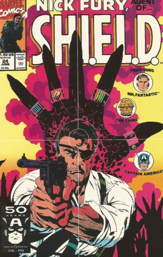 Nick Fury, Agent of SHIELD Volume 2 #024