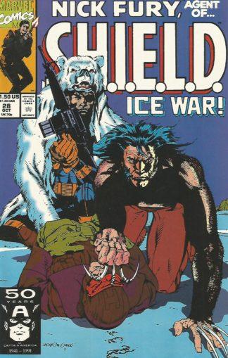 Nick Fury, Agent of SHIELD Volume 2 #028