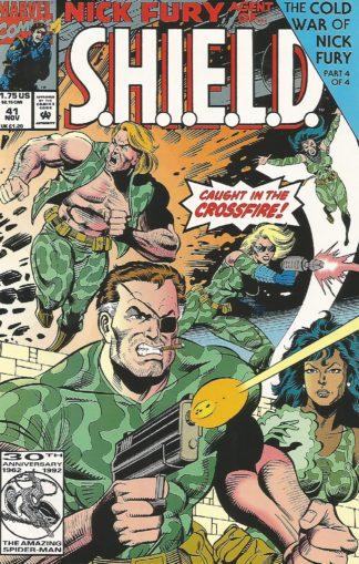 Nick Fury, Agent of SHIELD Volume 2 #041
