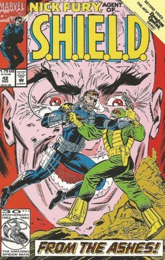 Nick Fury, Agent of SHIELD Volume 2 #042