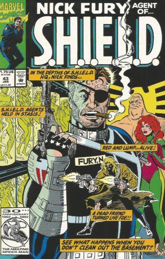 Nick Fury, Agent of SHIELD Volume 2 #043