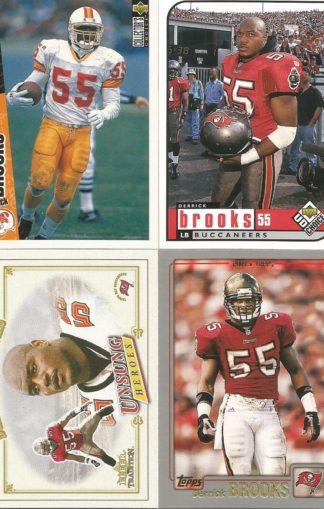 Derrick Brooks Cards