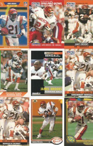 James Brooks Cards