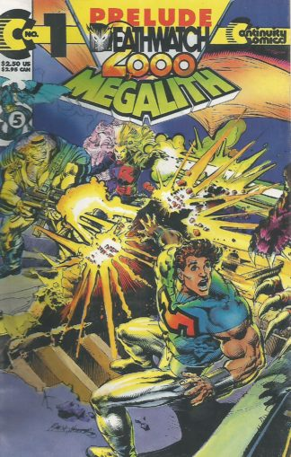 Megalith Vol. 2 #001