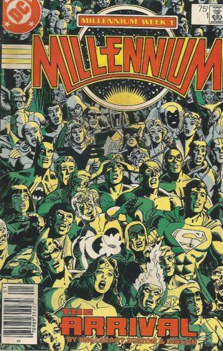 Millennium #001