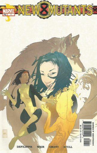 New Mutants Volume 2 #001