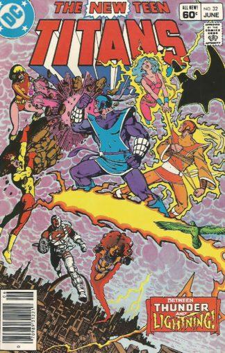 New Teen Titans #032