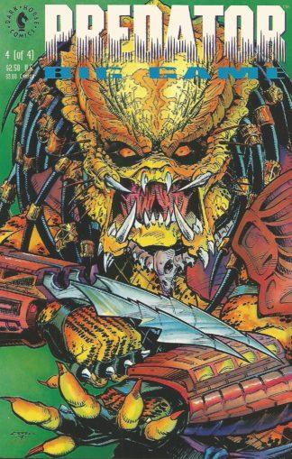 Predator Big Game #004
