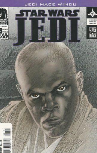 Star Wars Jedi - Mace Windu #001