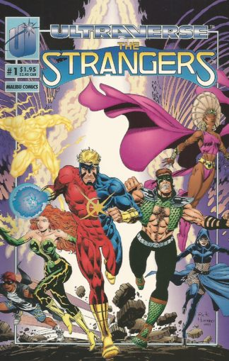 Strangers, The #001