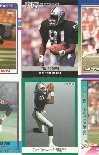 Tim Brown Lot 1