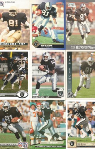 Tim Brown Lot 2