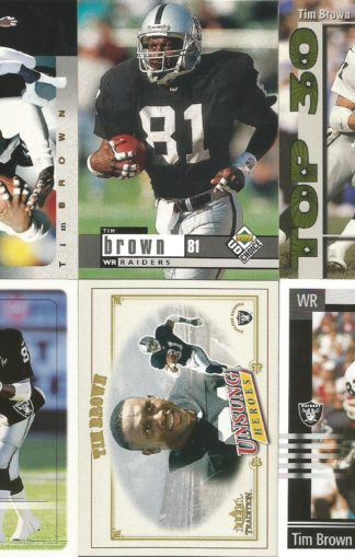 Tim Brown Lot 4