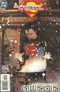 Superman The Man of Steel #133