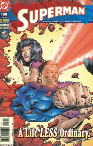 Superman Volume 2 #188
