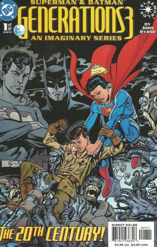Superman and Batman Generations 3 #001