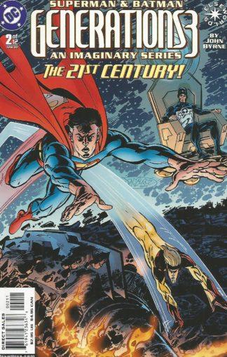 Superman and Batman Generations 3 #002