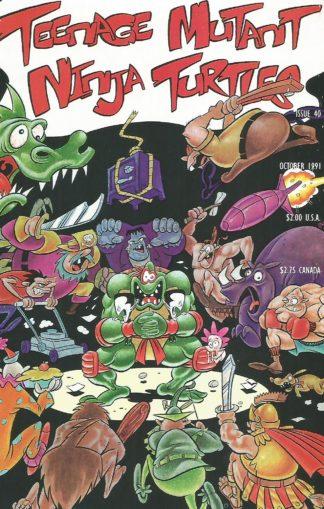 Teenage Mutant Ninja Turtles #040