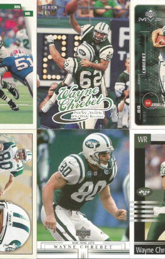 Wayne Chrebet Cards