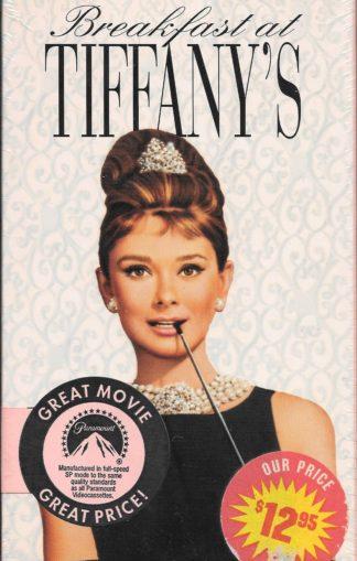 Breakfast at Tiffanys VHS