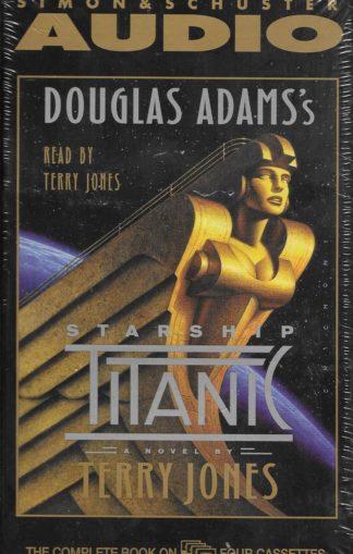 Douglas Adams' Starship Titanic Audio Cassettes Book