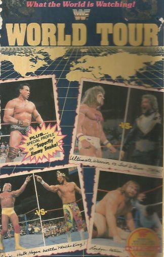 WWF World Tour 1990