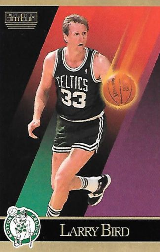 1990-91 Skybox #014 Larry Bird