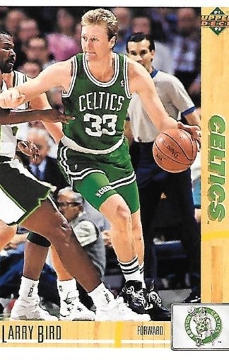 1991-92 Upper Deck #344 Larry Bird