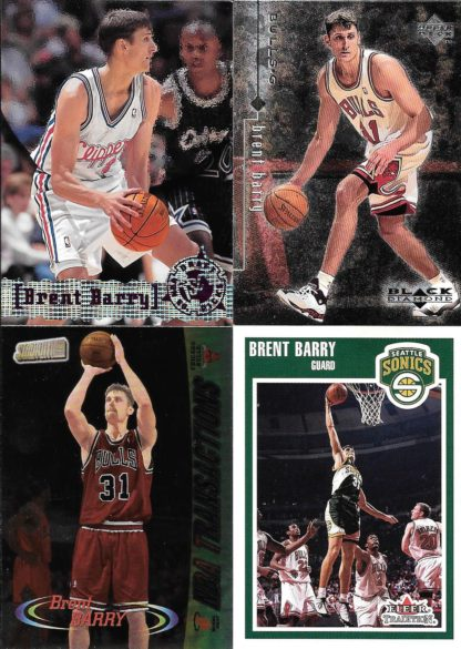 Brent Barry Cards