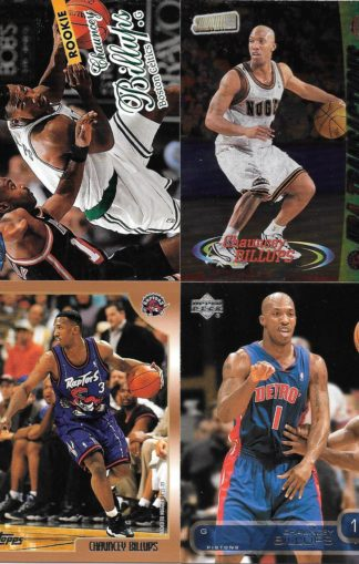 Chauncey Billups Cards