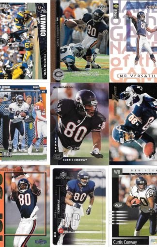 Curtis Conway Cards