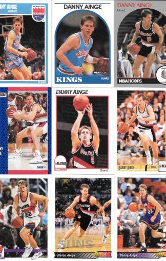 Danny Ainge Cards