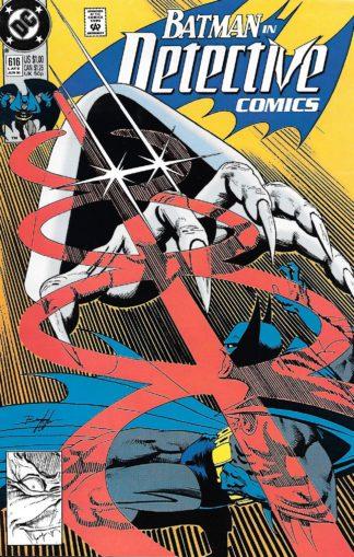 Detective Comics #616