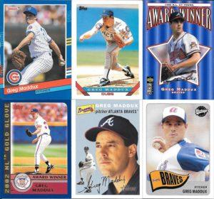Greg Maddux Cards