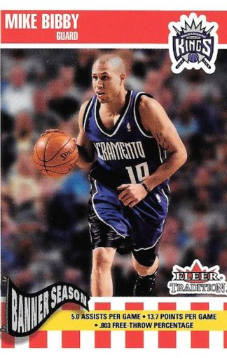 Mike Bibby Cards