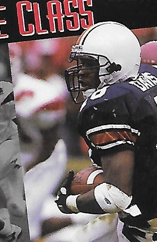 1996 Collector's Choice #041 Stephen Davis Rookie