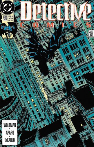 Detective Comics #626
