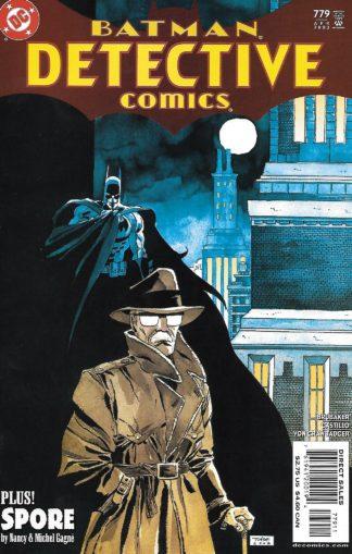 Detective Comics #779
