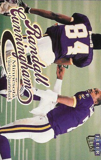 Randall Cunningham Cards Lot 4