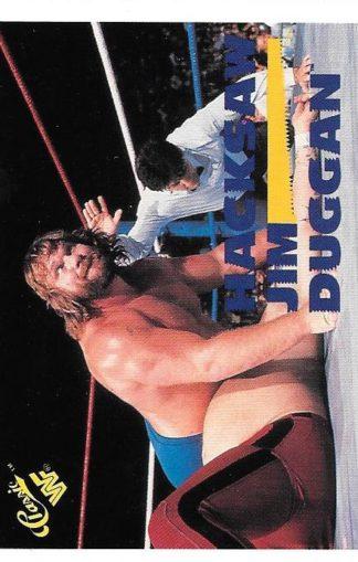 1990 Classic WWF Hacksaw Jim Duggan