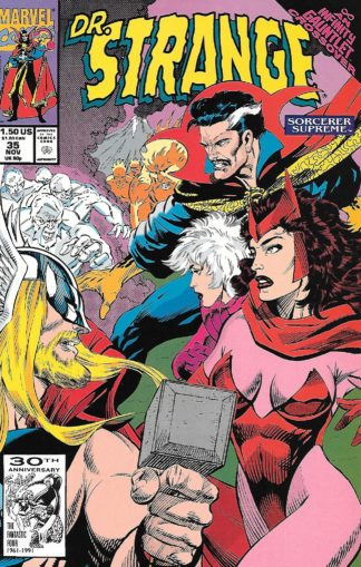 Doctor Strange, Sorcerer Supreme #035