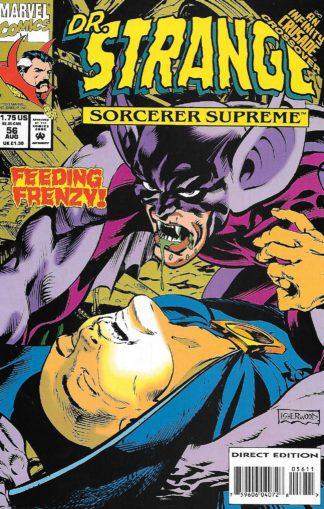 Doctor Strange, Sorcerer Supreme #056